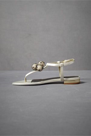 Golightly Satin Sandals