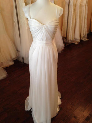 Amy Kuschel - Tara Sample Gown