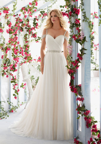 Morilee - 6814 Sample Gown