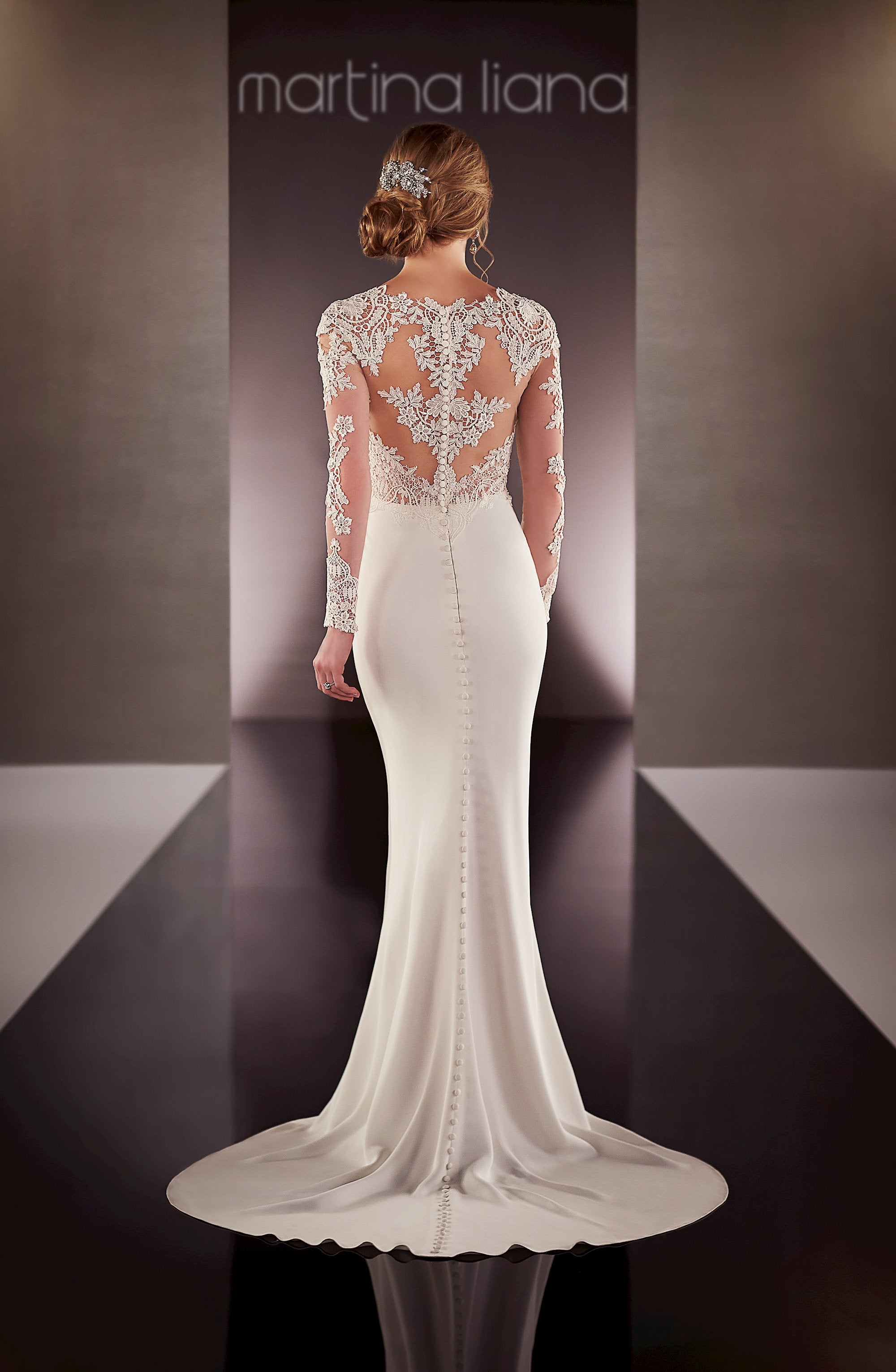 Martina Liana - 690 Sample Gown