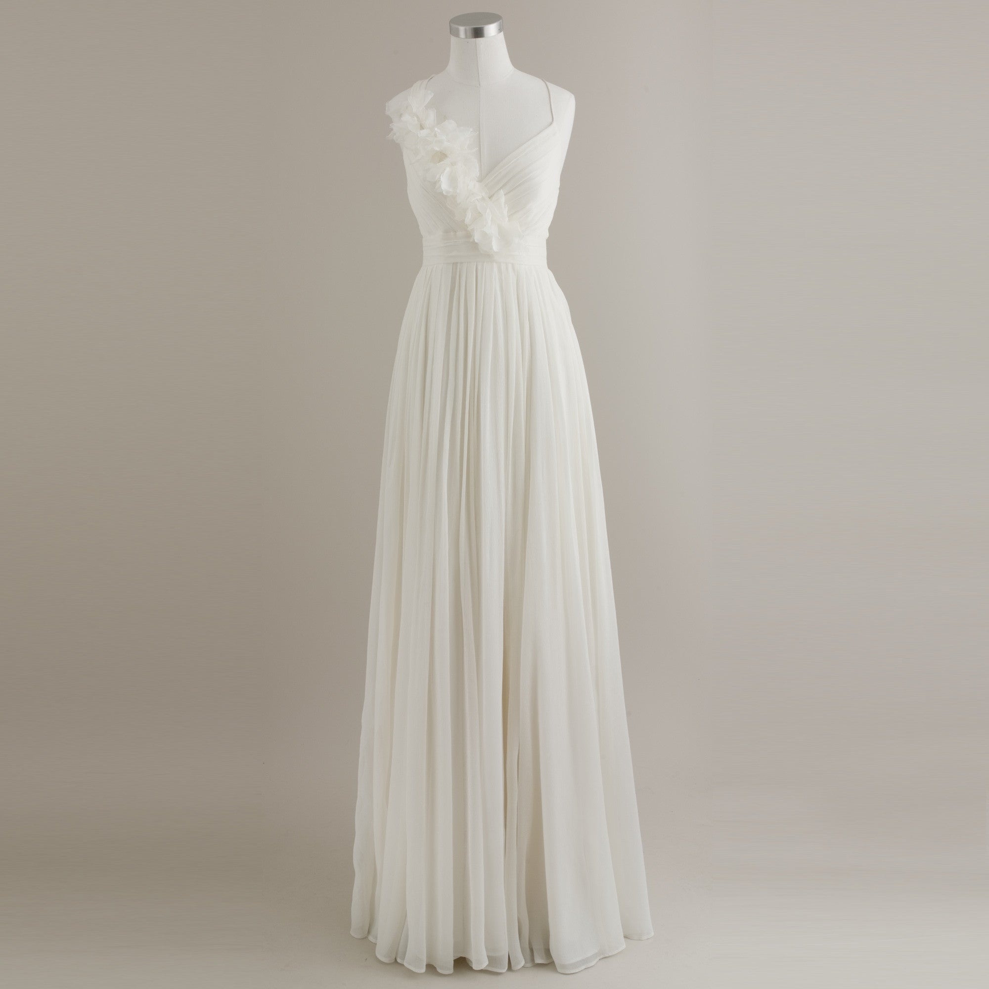 J Crew Dune Wedding Gown