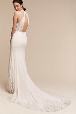 BHLDN Willowby Cruz Gown