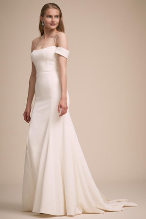 BHLDN Jenny Yoo Montrose Gown