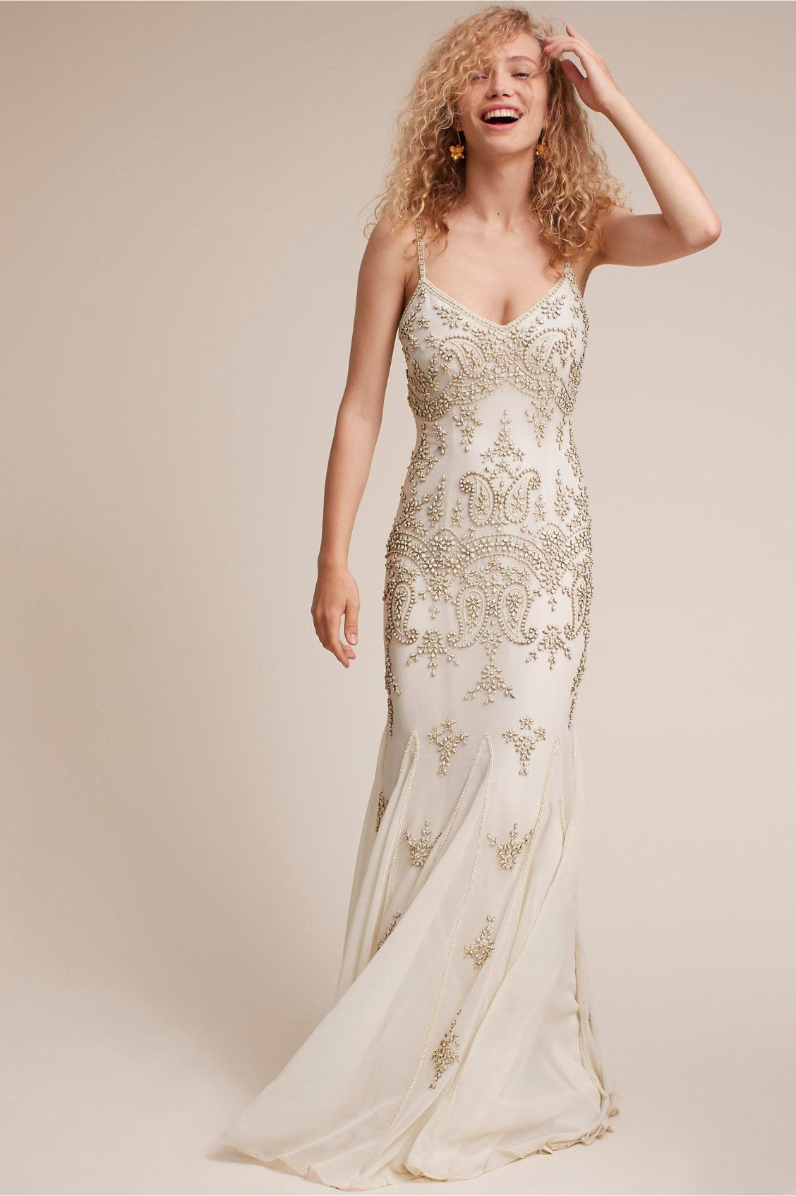 BHLDN Deco Dreams Gown
