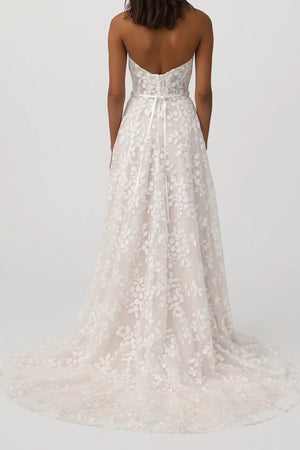 BHLDN Whispers & Echoes Olson Gown
