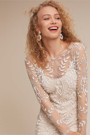 BHLDN Beyond the Sea Gown