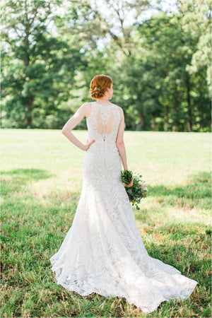 BHLDN Eddy K Adalynn Gown