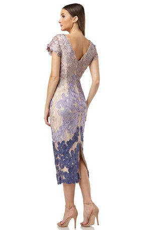 BHLDN JS Collections Santiago Dress - Misty Lilac Iris