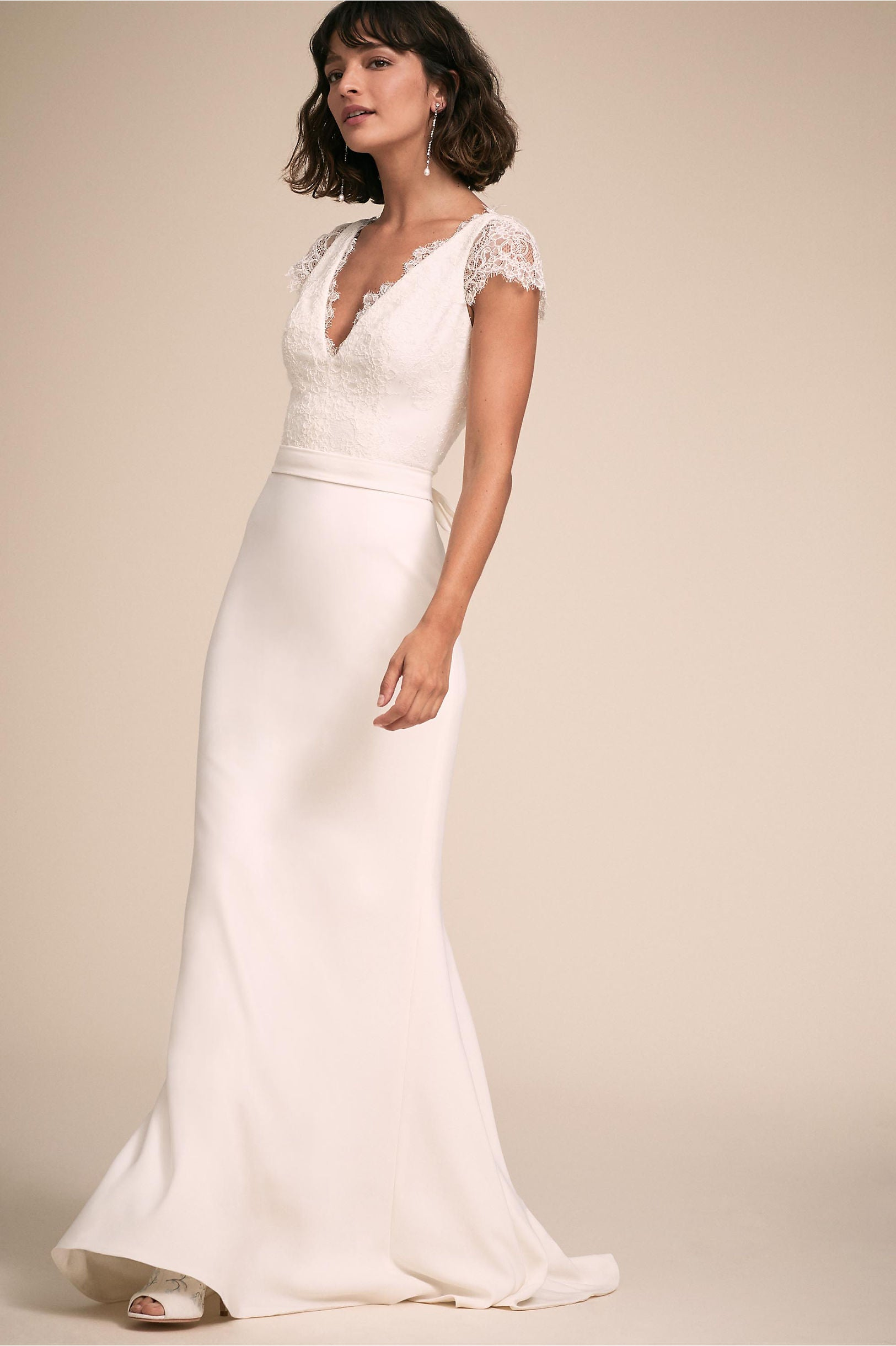 BHLDN Amy Kuschel Smith Gown