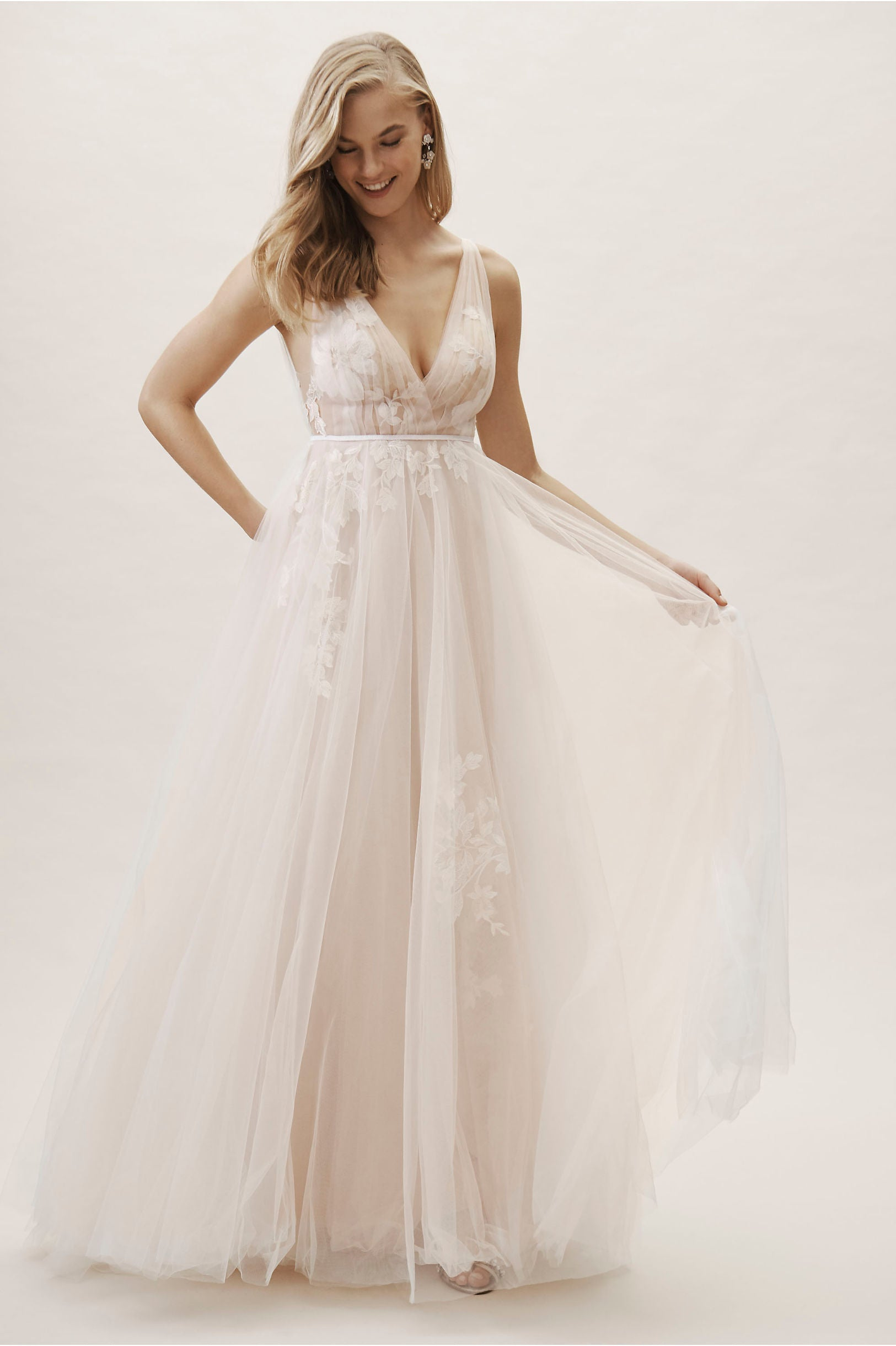 BHLDN Willowby by Watters Ricarda Lainie Gown