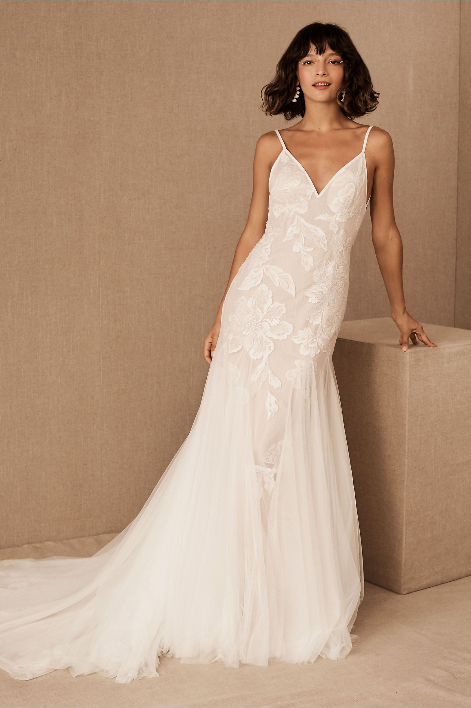 BHLDN Willowby Holden Gown