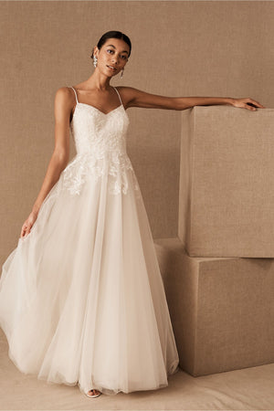 BHLDN Wtoo by Watters Celimene Gown