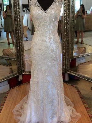 Allure Bridal Couture - C304 Sample Gown