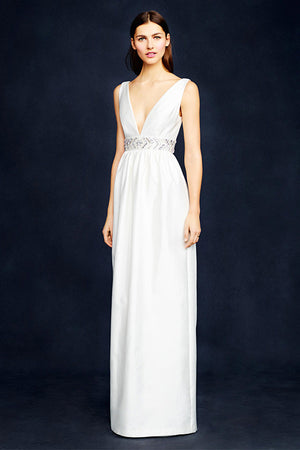 J. Crew Annabelle Wedding Gown