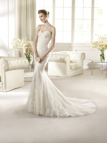 San Patrick - Califa Sample Gown