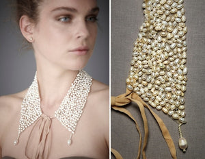 Cobbled Pearl Collar Dual