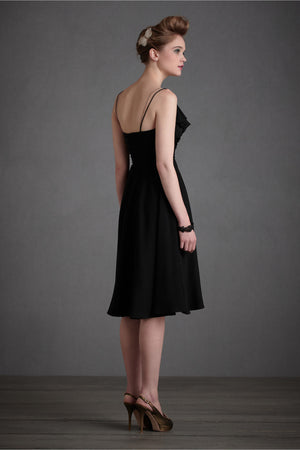 Couplet Dress - Black Side
