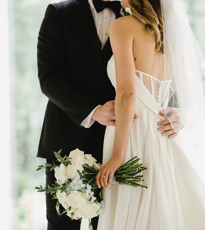 BHLDN Jenny Yoo Carrington Gown