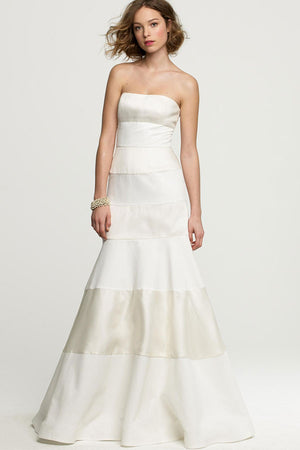 J. Crew Faye Wedding Gown