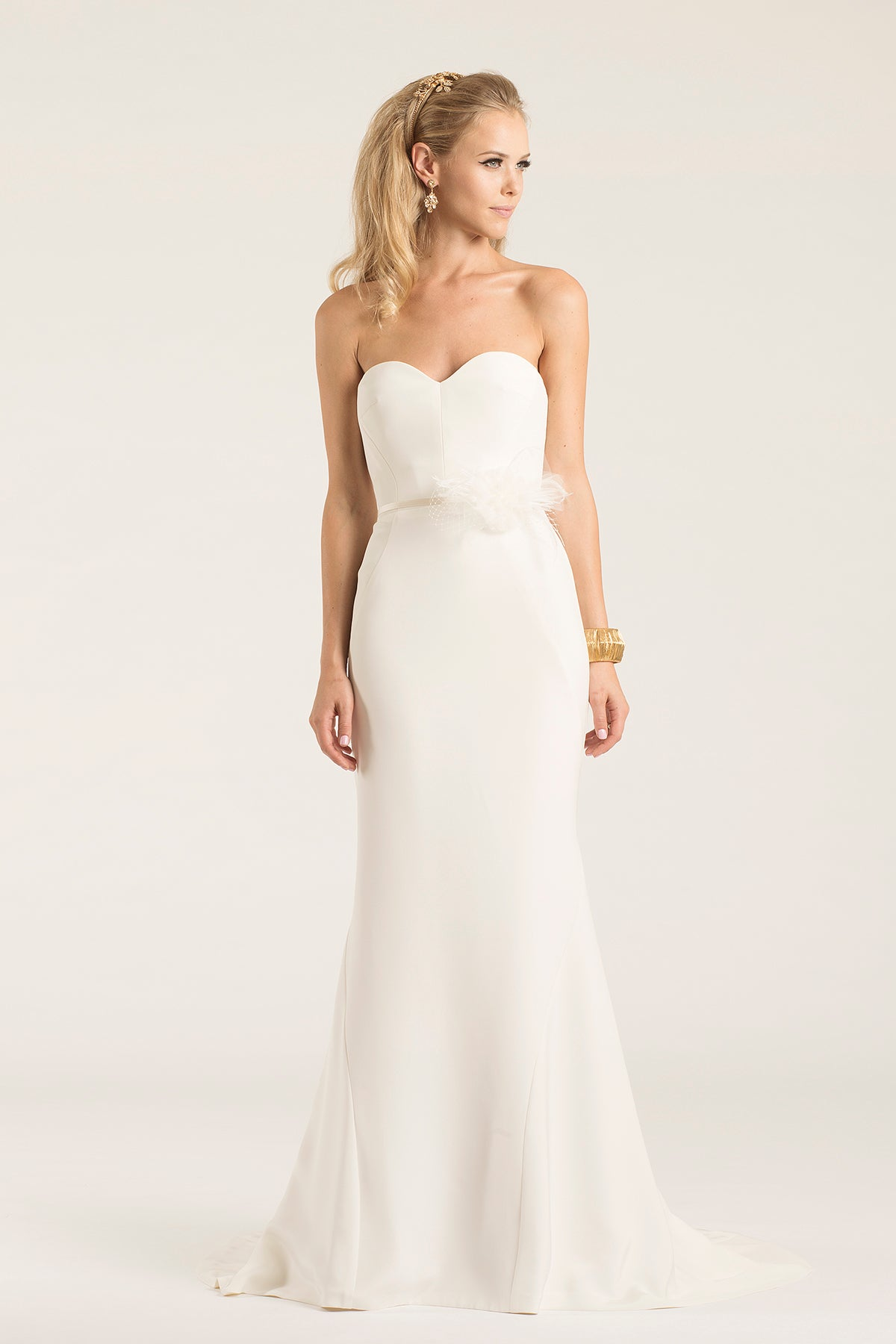 Amy Kuschel - Halston Sample Gown