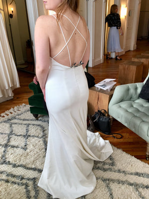 BHLDN Jenny Yoo Estelle Gown