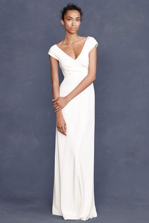 J. Crew Cecelia Wedding Gown