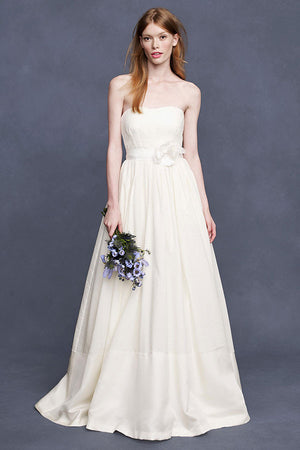 J. Crew Corliss Wedding Gown