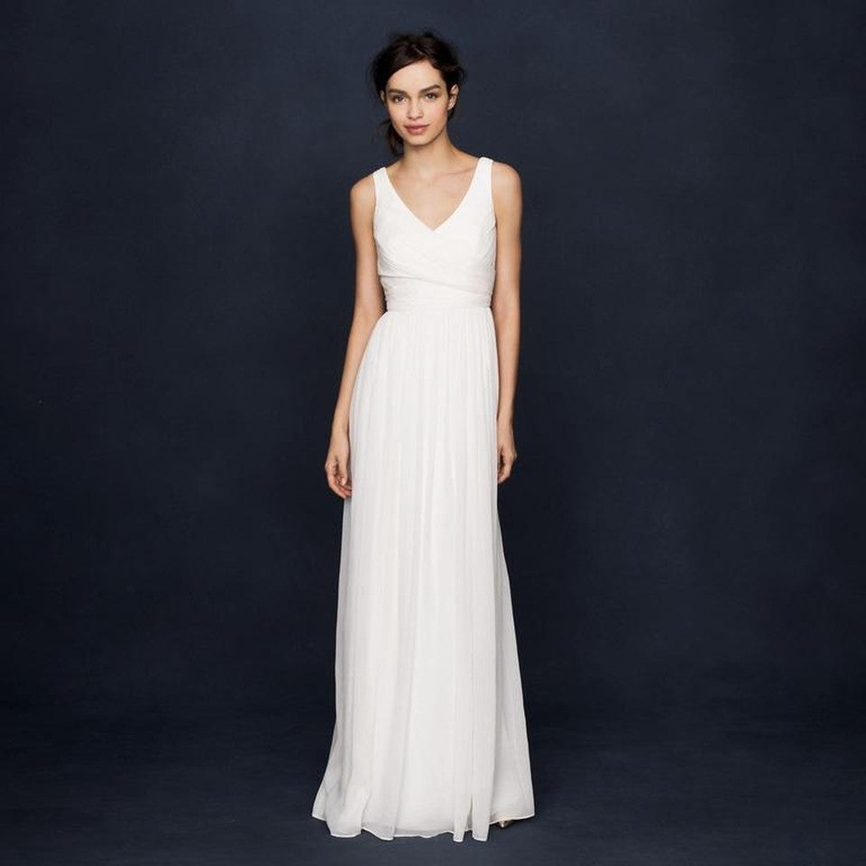 J. Crew Heidi Wedding Gown - Adinas Bridal