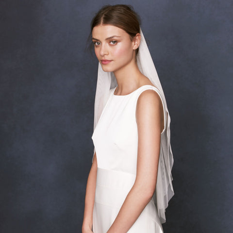 J. Crew Bouquet-length Bridal Veil