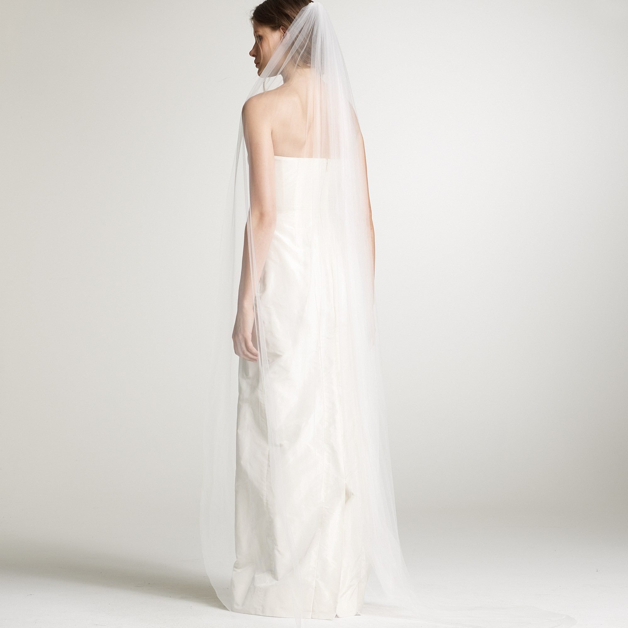 J. Crew Floor-length Bridal Veil