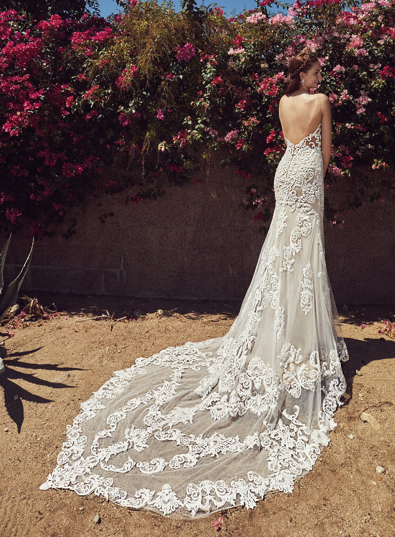 Calla Blanche - L'Amour LA9116 Gilly Sample Gown