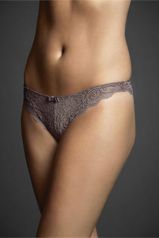 Lacy Plum Knickers