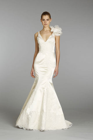Lazaro - 3360 Antique Sample Gown
