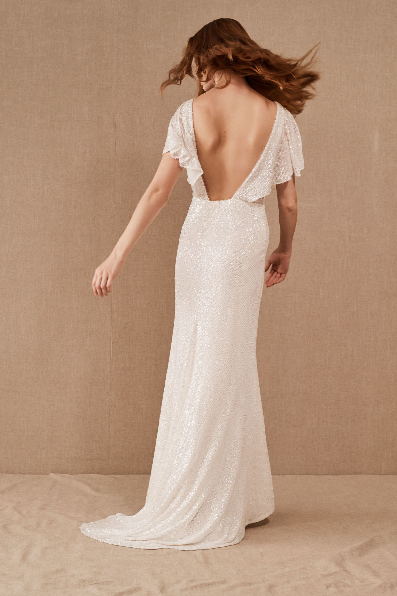 BHLDN Jenny Yoo Lorimer Dress