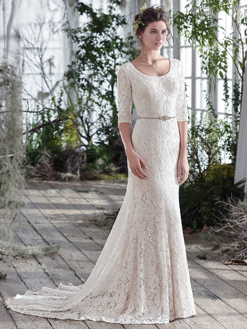 Maggie Sottero - Fairchild Sample Gown
