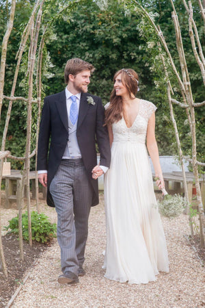 BHLDN Catherine Deane Thea Gown