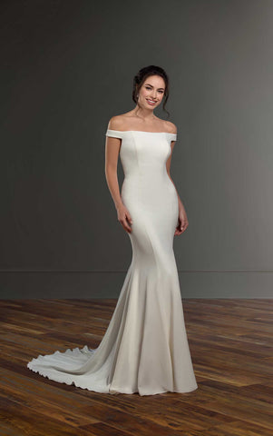 Martina Liana - 1034 Sample Gown