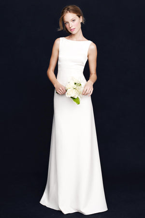 J Crew Percy Wedding Gown Adinas Bridal