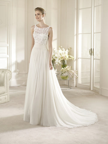 San Patrick - Australia Sample Gown