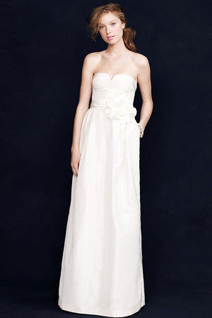 J. Crew Sascha Wedding Gown