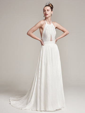 Maggie Sottero - Nicole Sample Gown