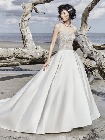 Sottero and Midgley - Phoenix Sample Gown