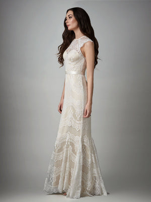 BHLDN Catherine Deane Suri Gown