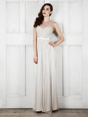 BHLDN Catherine Deane Vivienne Gown