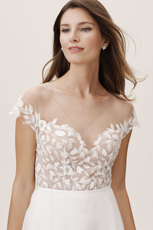 BHLDN Jenny Yoo Westerly Gown