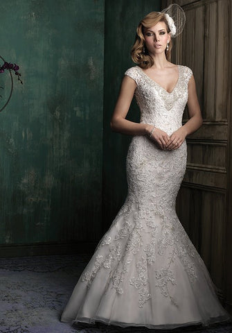 Allure Bridal Couture - C342 Sample Gown