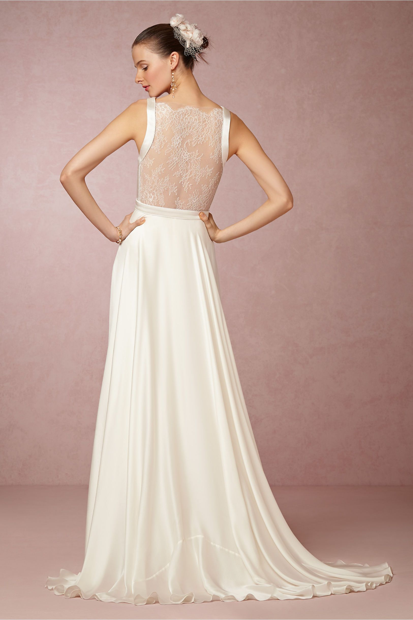 BHLDN Catherine Deane Angel Gown