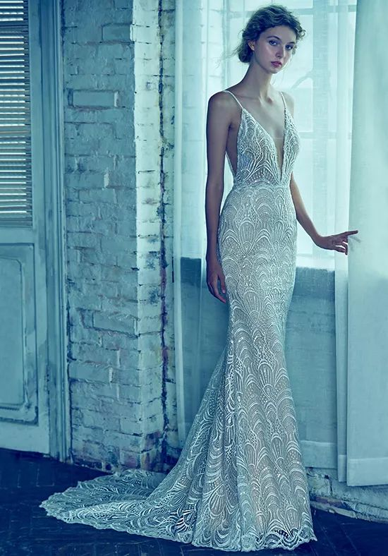 L'amour by Calla Blanche - LA8104 Jessica Sample Gown