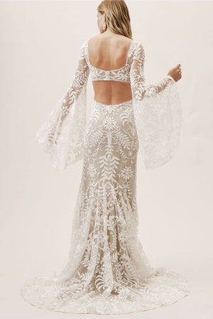 BHLDN Willowby Andrea Arlo Gown