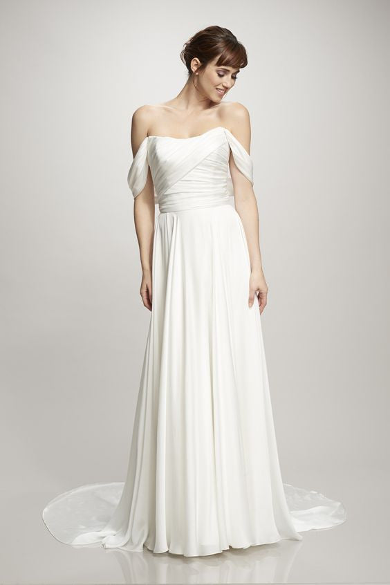 Theia Delphine 890295 Wedding Gown - Adinas Bridal